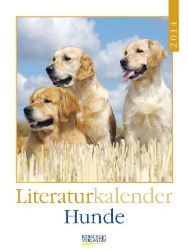literatur-wochenkalender-hunde-2014