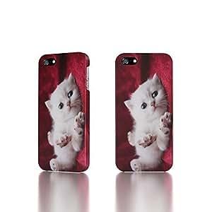 Apple iPhone 4 / 4S Case - The Best 3D Full Wrap iPhone Case - cat