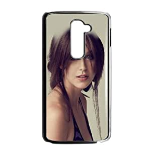 LG G2 Cell Phone Case Black Melissa Benoist Cute Sexy Girl BNY_6729447