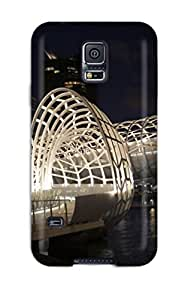 Protection Case For Galaxy S5 / Case Cover For Galaxy(webb Bridge Australia)