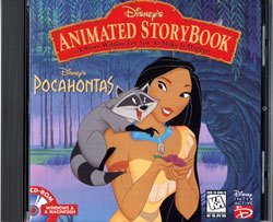 Disney's Animated Storybook - Pocahontas for Macintosh
