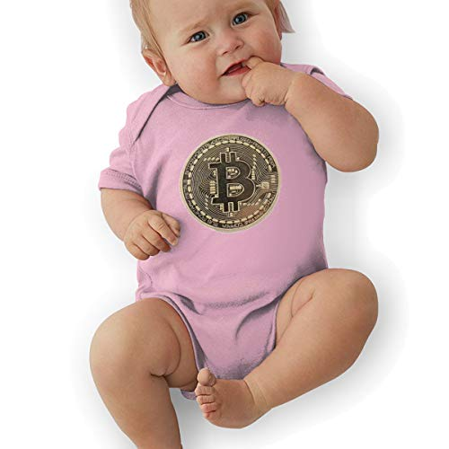 nordic runes Bitcoin Pattern Baby Onesies Toddler Baby Girl/Boy Unisex Clothes Romper Jumpsuit Bodysuit One -