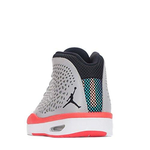 NikeJordan Flight 2015 - Scarpe da Basket Uomo Grigio Lupo/Black/23-bianco
