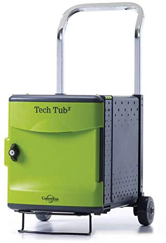 iRover FTT706 Tech Tub2 Trolley - Holds 6 Devices