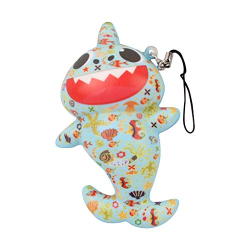 ERLOU Educational Toy Mini Adorable Doll Slow Rising Kids Stress Reliever Decompression Toy Children Cute Boys Girls Gifts (A)]()