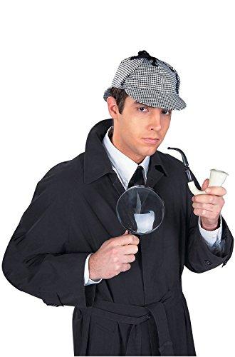 Forum Great Detective Costume Accessory Kit, Multi,