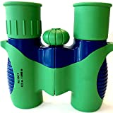 Kids Binoculars 8x21 - Shock Proof Compact Binoculars Toy for Boys and Girls with High-Resolution Real Optics - Bird Watching, Travel, Safari, Adventure, Outdoor Fun