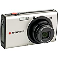 AGFAPHOTO Optima 147 SL 14.1 MP Digital Camera with 7 x Optical Zoom (Silver)