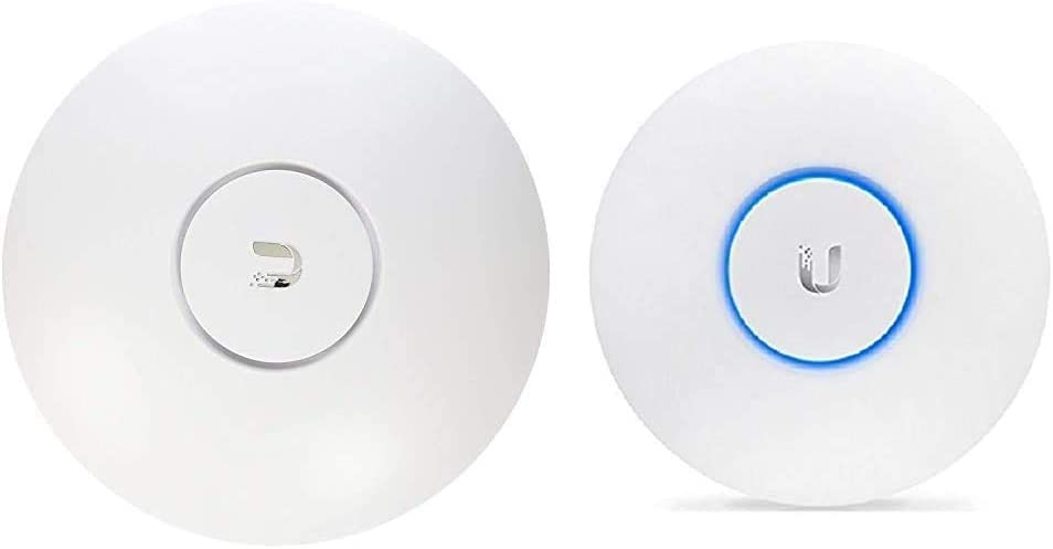 Ubiquiti Unifi Ap-AC Long Range - Wireless Access Point - 802.11 B/A/G/n/AC (UAP-AC-LR-US),White Bundle with Ubiquiti Networks Unifi 802.11ac Dual-Radio PRO Access Point (UAP-AC-PRO-US), Single,White
