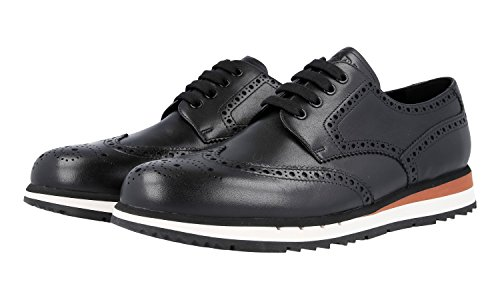 Prada 4e2645, Mannen Lace Up Brogues