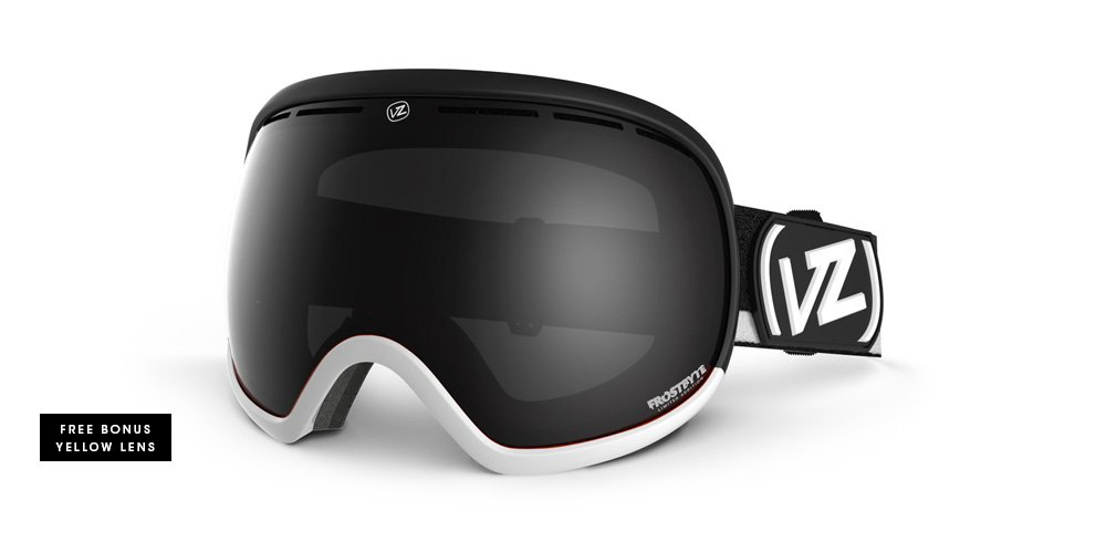 VonZipper Fishbowl Spherical Snow Goggle