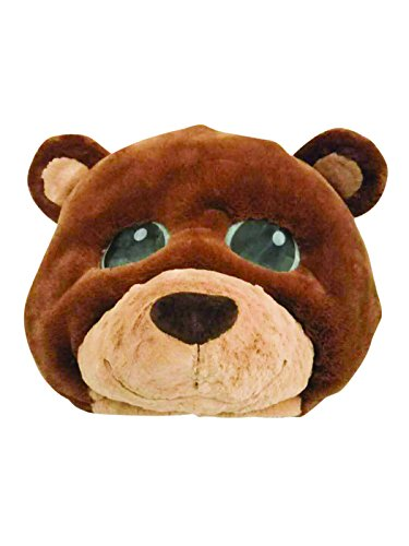 Rubie's Costume Co. Unisex Adult Plush Character Mask, As As Shown One Size -