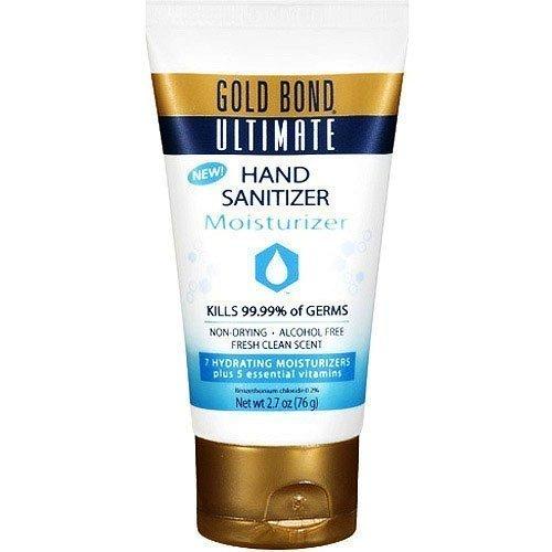 Buy Gold Bond Ultimate Hand Sanitizer Moisturizer 2 70 Oz Pack Of