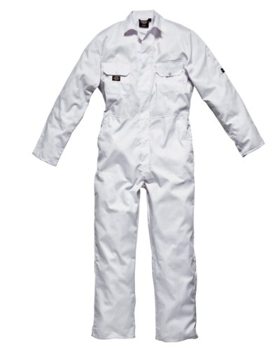 Dickies Workwear Men's Stud Front Overall Coveralls Boilersuit Workshop