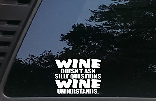 WINE doesn't ask silly questions WINE UNDERSTANDS. - 5