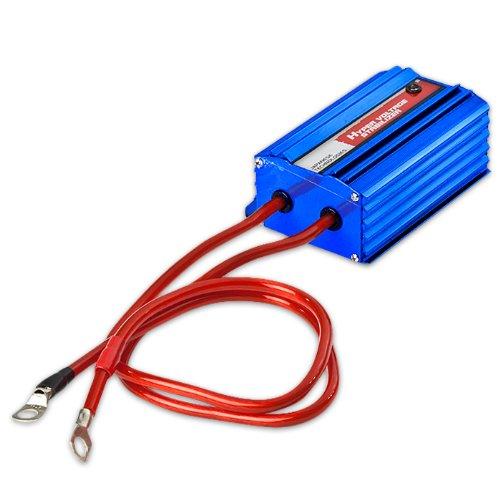 DPT, DPT-VS-BL, Car Truck Audio Blue Volt Voltage Hyper Stabilizer Regulator Engine Fuel Saver