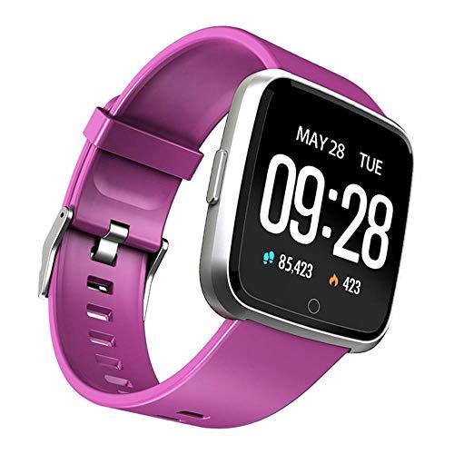 Reloj Actividad Mujer Square Smartwatch Hombre/Monitoreo ...