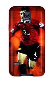 Galaxy High Quality Tpu Case/ Giuseppe Rossi PPPEJNy6001sHkkO Case Cover For Galaxy S5