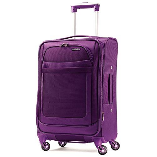 American Tourister Ilite Max Softside Spinner 29, Purple