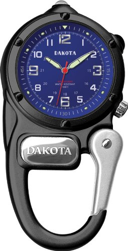 4 Mini Watch (Dakota Black Mini Clip Microlight Watch)