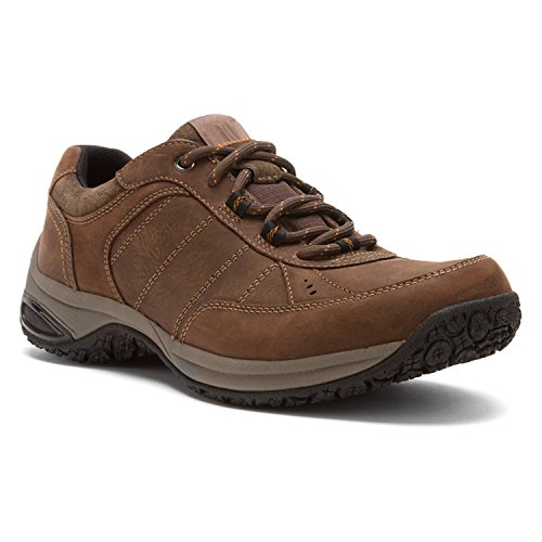 New Balance Dunham Mens Lexington Oxford Shoe, Caf? Oscuro, 53 D(M) EU/17.5 D(M) UK