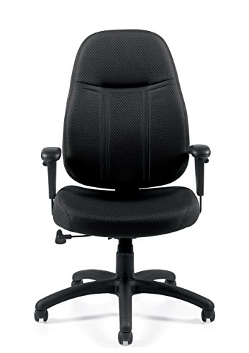 Offices to Go 11652 High Back Tilter Chair with Arms ()