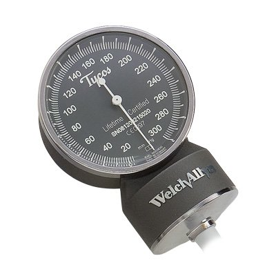 Welch Allyn Tycos Classic Hand Aneroid Gauge Only