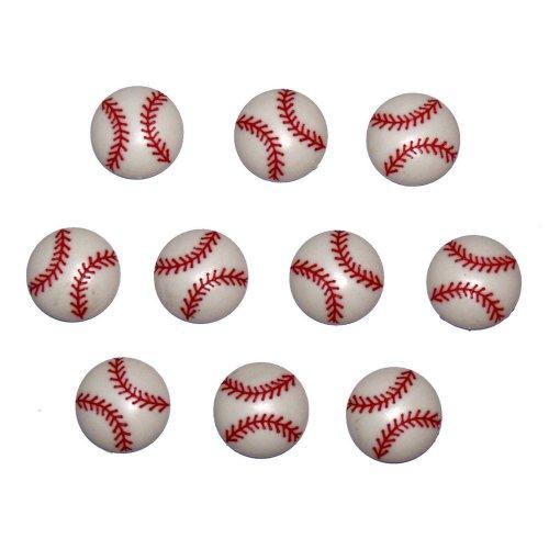 Dress It Up 1370 Baseballs Embellishment for Crafts