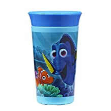 The First Years Disney/Pixar Finding Dory Simply Spoutless Cup, 9 Ounce