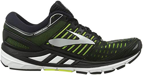 Multicolore Uomo black silver Da Brooks Transcend 5 nightlife 069 Running Scarpe YCwxx67nqF