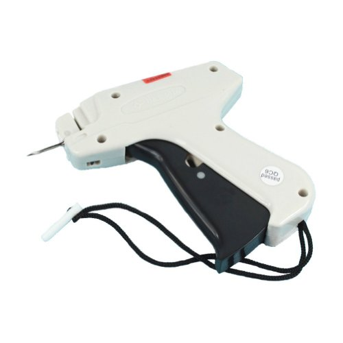 Hand Punch 1000 (EUBUY Garment Price Label Brand Clothes Marking Spare Needle Tag Tagging Gun Free 1000 Pcs Barbs)
