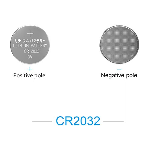 Esonstyle-CR2032-Lithium-Battery-3V-CR-2032-Coin-Cell-210mAh-Bulk