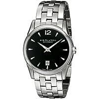 Hamilton Jazzmaster Slim Stainless Steel Men's Watch (H38515135)