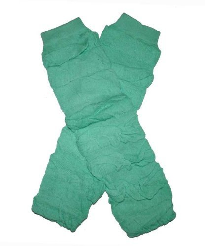 EMERALD GREEN RUFFLES Baby Sweet Leggings/Leggies/Leg Warmers – BubuBibi