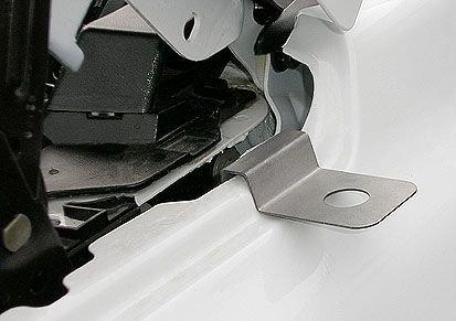 Chevrolet Silverado 3500 Fender - Comet Antennas AVANTPF Vehicle Specific Fender Bracket Antenna Mount (No Holes to Drill) for Chevrolet Trucks