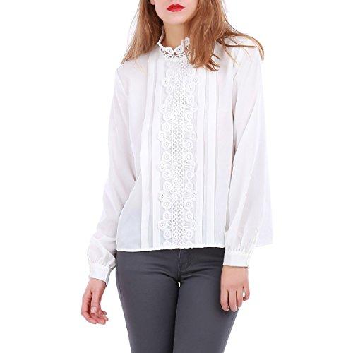 La Modeuse - Camisas - para mujer blanco