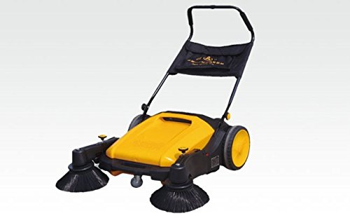 Manual Sweeper by PROFESSIONAL CLEANING SYSTEMS