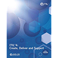 ITIL®4: Create, Deliver and Support