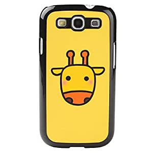 Cartoon Style Hard Case for Samsung Galaxy S3 I9300