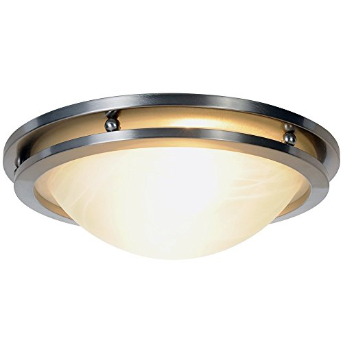 monument-617602-flush-mount-ceiling-fixture-brushed-nickel-13-7-8-in