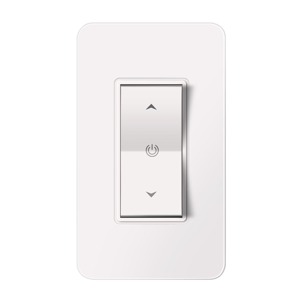 Lemonbest WiFi Light Switch Smart Lamp Dimmer Switch Work with Alexa Google Home IFTTT Wireless Timer Lighting Home Controller Support Android/iOS System Lemon best