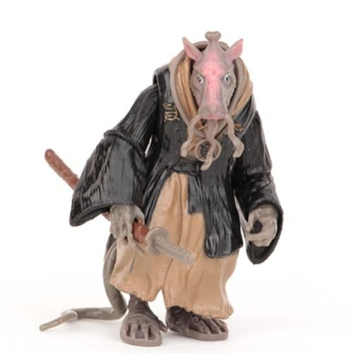 [1 x Master Splinter Toy TMNT Teenage Mutant Ninja Turtles SPLINTER Action Figure] (Punisher Costumes For Sale)