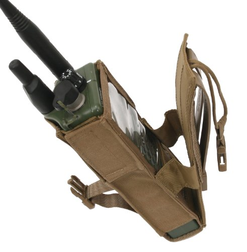 Tactical Tailor PRC-152 Radio Pouch, Coyote Brown