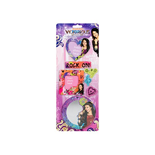 Nickelodeon Victorious Purple Locker Photo Set for Girls