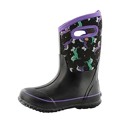 Amazon.com | Bogs Kids' Classic High Waterproof Insulated