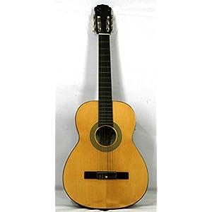 Musikalia Luthery Vintage Klassische Gitarre aus Zebra-gestreiftem Holz, solistisches Modell – hergestellt zwischen 1960…