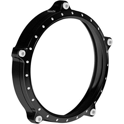 ローランドサンズデザイン RSD ハーレー標準5-3/4インチ ヘッドライト用 ベゼル トラッカー コントラスト RD3298 0207-2008TRA-BM B01N0318SP