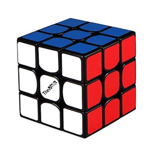 - QIYI Cubelelo Valk 3 3x3 Black 3x3 Magic Cube Flagship 3x3x3 Premium Speedcube