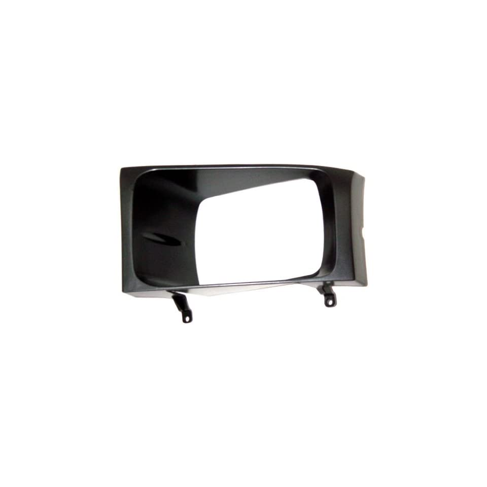 OE Replacement Ford Super Duty Driver Side Headlight Door (Partslink Number FO2512157) Automotive