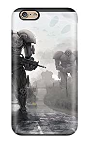 Brand New 6 Defender Case For Iphone (robot)